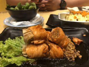 Foto 2 - Makanan di Sushi Tei oleh Thasya Abigail