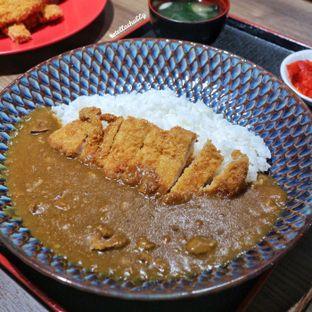 Foto 4 - Makanan(Pork katsu curry) di Miu oleh Stellachubby