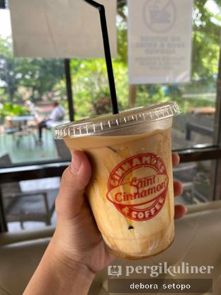 Foto review Saint Cinnamon & Coffee oleh Debora Setopo 1