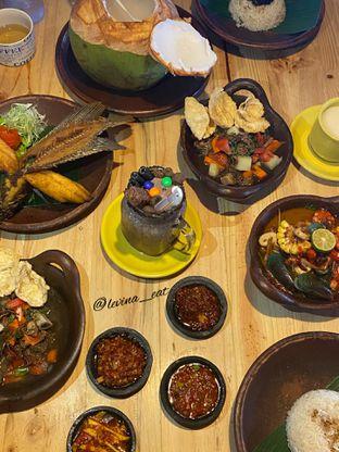 Foto review Sekat Bambu oleh Levina JV (IG : levina_eat ) 1