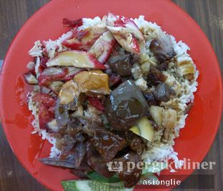 Foto - Makanan di Nasi Campur Kong Hu Pay oleh Asiong Lie @makanajadah