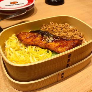 Foto 5 - Makanan di Genki Sushi oleh denise elysia
