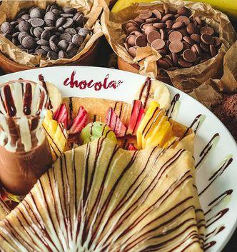 Foto Makanan di Chocola Cafe