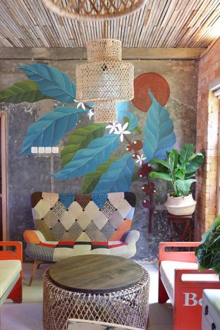 Foto 12 - Interior di Jiwan Coffee & Things oleh yudistira ishak abrar