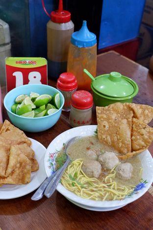 Foto 2 - Makanan di Bakso Solo Samrat oleh yudistira ishak abrar