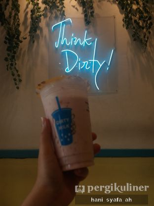 Foto review Dirty Milk oleh Hani Syafa'ah 1