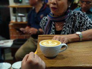 Foto 5 - Makanan(cappuccino latte) di Toraja Coffee House oleh Andreas ( IG : ommakanom )
