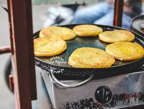 Foto Roti Cane Ibu Gandhi