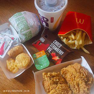 Foto - Makanan di McDonald's oleh @kulineran_aja