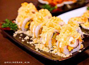 14 Masakan Jepang di Bandung yang Nikmat Banget
