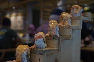 Foto 9 - Makanan(Salmon Mentai Roll) di Sushi Hiro oleh Elvira Sutanto