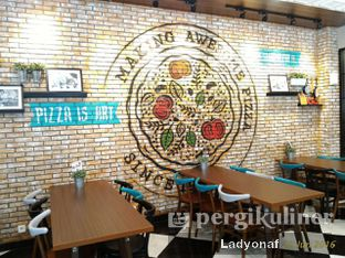 Foto 13 - Interior di The Kitchen by Pizza Hut oleh Ladyonaf @placetogoandeat