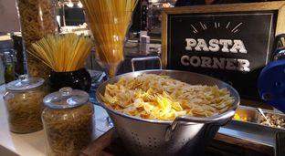 Foto 14 - Makanan(pasta) di Collage - Hotel Pullman Central Park oleh maysfood journal.blogspot.com Maygreen