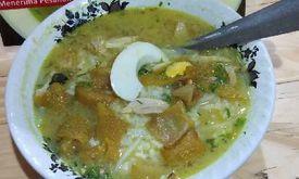 Soto Ayam & Ayam Kremes Suroboyo Rek