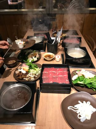 Foto 6 - Makanan di Shaburi Shabu Shabu oleh FebTasty  (Feb & Mora)