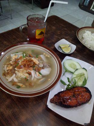 Foto 1 - Makanan di Depot Soto Banjar Achmad Jais oleh Vhera Moksin