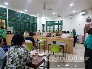 Foto 3 - Interior(Suasana dari dalam Bakmi Gondangdia) di Mie Ayam Gondangdia oleh Ricz Culinary