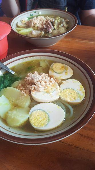 Foto Makanan di Soto Ayam Kenari