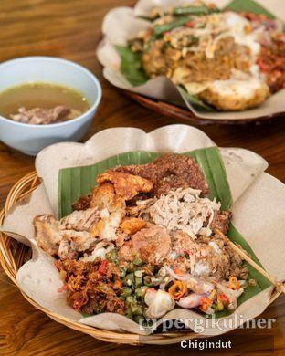 Foto 3 - Makanan(Nasi Ayam Betutu) di Depot Jepun Bali oleh Chigindut Youtuber