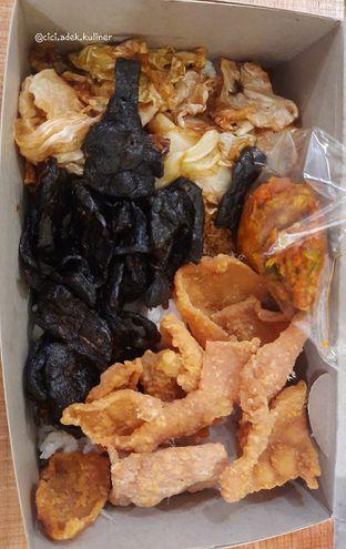 Foto review Nasi Kulit Malam Minggu oleh Jenny (@cici.adek.kuliner) 2