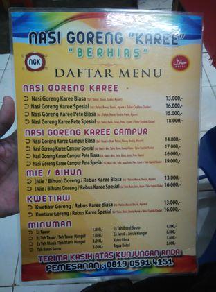 Foto 1 - Menu di Nasi Goreng Karee oleh Rachmat Kartono