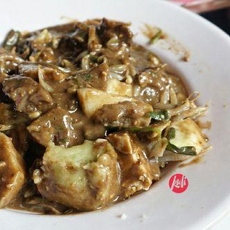 Foto Makanan di Kantin Rujak Cingur Pak Hadi Khas Surabaya