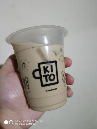 Foto 1 - Makanan(Hazelnut milk coffee) di Kopi Kito oleh Gabriel Yudha   IG:gabrielyudha