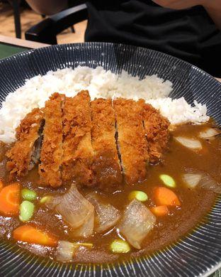 Foto 3 - Makanan(Chicken katsu curry-original) di Kimukatsu oleh Claudia @grownnotborn.id