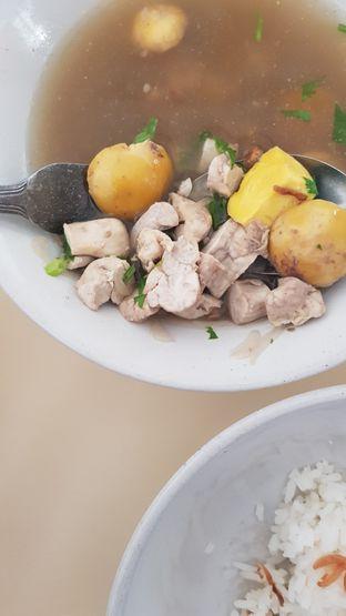 Foto 3 - Makanan di Sop Ayam Pak Min Klaten oleh Rizky Sugianto