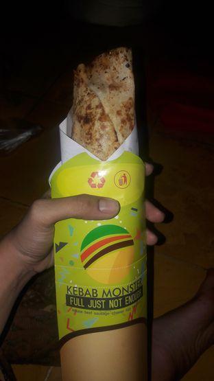 Foto 1 - Makanan di Kebab Monster oleh Dzuhrisyah Achadiah Yuniestiaty