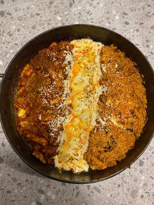 Foto 3 - Makanan di Halo Dakgalbi oleh Levina JV (IG : @levina_eat & @levinajv)