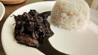 Foto 2 - Makanan(Cumi hitam) di Ta' Pe Rasa oleh Komentator Isenk