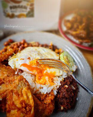 Foto 1 - Makanan di Ponggol Nasi Lemak oleh siska link