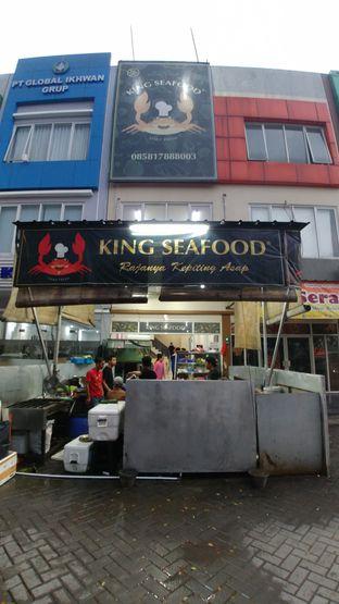 Foto 5 - Eksterior di King Seafood oleh om doyanjajan