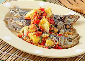 Ikan Asin Sebagai Pendamping Masakan Indonesia, Setuju?