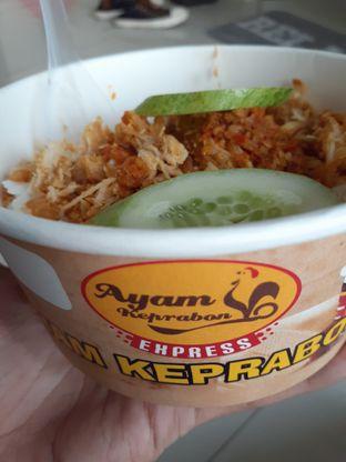 Foto 4 - Makanan di Ayam Keprabon Express oleh Reza  Imam Pratama
