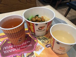 Foto 1 - Makanan di Bakmi GM oleh FebTasty  (Feb & Mora)