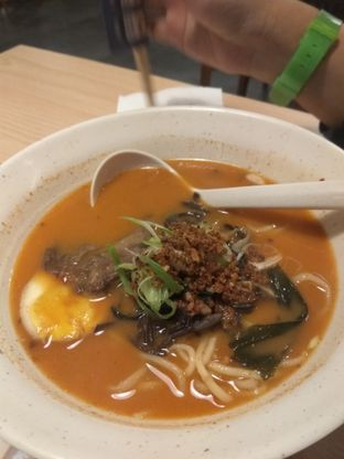 Foto 2 - Makanan di Hanei Sushi oleh iqiu Rifqi