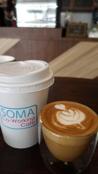 Foto review Soma Co-Working Cafe oleh Andri  1