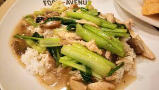 Foto 1 - Makanan(Nasi ayam cah jamur) di Bakmi GM oleh Komentator Isenk