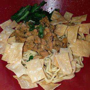 Foto 2 - Makanan(Mie ayam kampung) di Kopi Aren oleh Kuliner Limited Edition