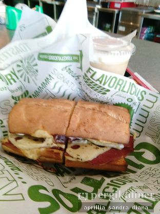 Foto review Quiznos oleh Diana Sandra 3