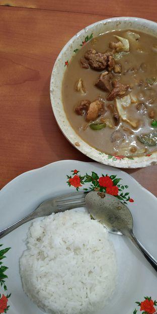 Foto 2 - Makanan di Warung Sate Kambing Tongseng Pak Naryo Solo oleh Nofrian Hidayat