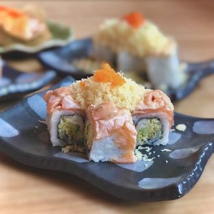 Foto review Sushi Tei oleh Fadhlur Rohman 3