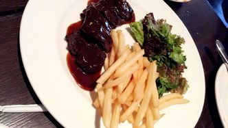 Foto Makanan di The Immigrant Dining Room