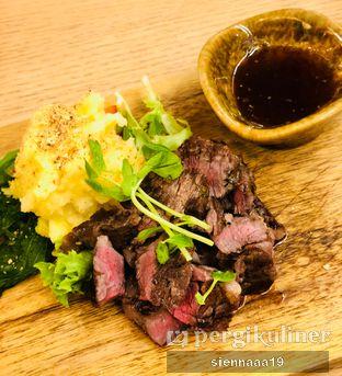 Foto 1 - Makanan(Chaba-Beef Marinated) di Okuzono Japanese Dining oleh Sienna Paramitha