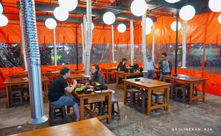 Foto 5 - Interior di Arang BBQ oleh @kulineran_aja