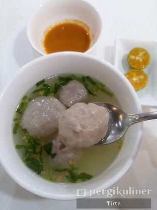 Foto 2 - Makanan di Bakmi Lapan oleh Tirta Lie