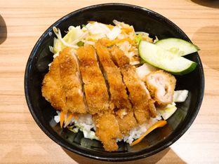 Foto 1 - Makanan(chicken katsu donburi) di Ichiban Sushi oleh Ratu Aghnia