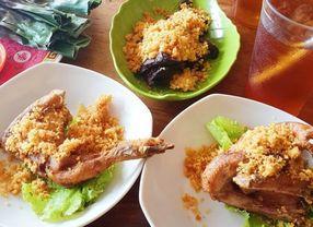 6 Ayam Kremes di Jakarta dan Tangerang Paling Nagih
